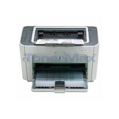 HP LaserJet P1505n